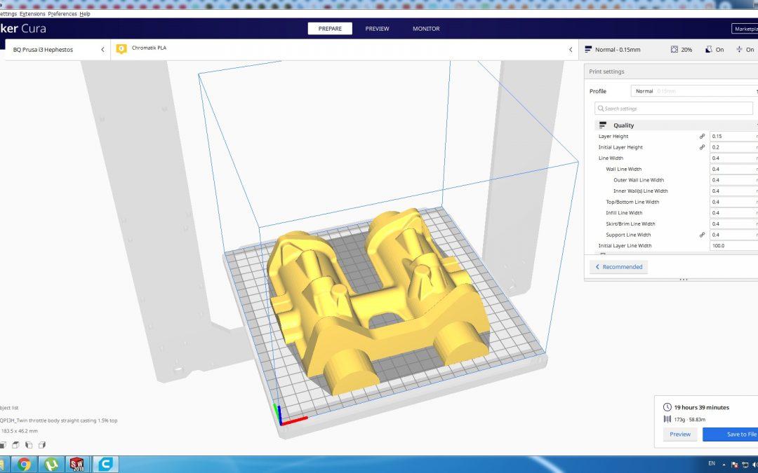 ITB 3D print