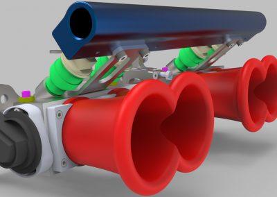 DIY Individual throttle bodies (ITB)